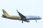 小牛田薫さんが、成田国際空港で撮影したバニラエア A320-214の航空フォト(写真)