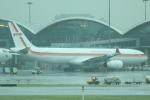 cassiopeiaさんが、香港国際空港で撮影したガルーダ・インドネシア航空 A330-343Xの航空フォト(写真)
