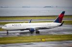 tamtam3839さんが、中部国際空港で撮影したデルタ航空 767-332/ERの航空フォト(写真)