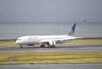 tamtam3839さんが、中部国際空港で撮影したユナイテッド航空 787-9の航空フォト(写真)