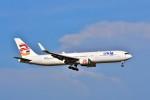 Hiro Satoさんが、スワンナプーム国際空港で撮影したアルキア・イスラエル・エアラインズ 767-306/ERの航空フォト(飛行機 写真・画像)