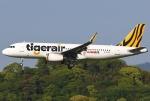 あしゅーさんが、福岡空港で撮影したタイガーエア台湾 A320-232の航空フォト(写真)