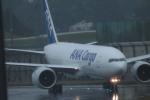 アダくんさんが、成田国際空港で撮影した全日空 777-F81の航空フォト(写真)