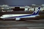 tassさんが、羽田空港で撮影した全日空 767-281の航空フォト(飛行機 写真・画像)