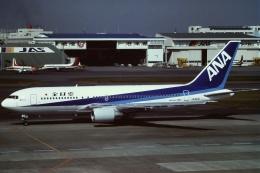 tassさんが、羽田空港で撮影した全日空 767-281の航空フォト(写真)