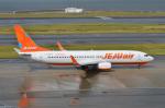 EC5Wさんが、中部国際空港で撮影したチェジュ航空 737-8ASの航空フォト(写真)