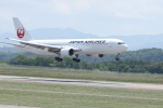 senchouさんが、旭川空港で撮影した日本航空 767-346/ERの航空フォト(写真)