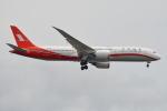 350JMさんが、羽田空港で撮影した上海航空 787-9の航空フォト(写真)