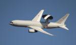こびとさんさんが、浜松基地で撮影した航空自衛隊 E-767 (767-27C/ER)の航空フォト(写真)