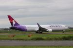 元青森人さんが、仙台空港で撮影したハワイアン航空 767-33A/ERの航空フォト(写真)