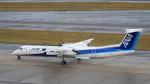 Cassiopeia737さんが、中部国際空港で撮影したANAウイングス DHC-8-402Q Dash 8の航空フォト(写真)