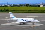 hidetsuguさんが、札幌飛行場で撮影した静岡エアコミュータ Falcon 2000EXの航空フォト(写真)