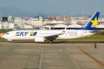 Tomo-Papaさんが、福岡空港で撮影したスカイマーク 737-86Nの航空フォト(写真)