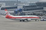 EC5Wさんが、中部国際空港で撮影した日本トランスオーシャン航空 737-446の航空フォト(写真)