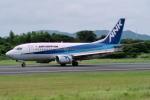 kinsanさんが、五島福江空港で撮影したエアーニッポン 737-54Kの航空フォト(写真)