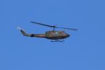 kaz787さんが、伊丹駐屯地で撮影した陸上自衛隊 UH-1Jの航空フォト(写真)