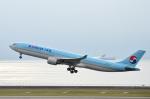 EC5Wさんが、中部国際空港で撮影した大韓航空 A330-323Xの航空フォト(写真)