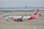 EC5Wさんが、中部国際空港で撮影したエア・カナダ・ルージュ 767-333/ERの航空フォト(写真)