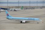 EC5Wさんが、中部国際空港で撮影した大韓航空 737-9B5の航空フォト(写真)
