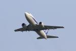 mocohide☆さんが、福岡空港で撮影したANAウイングス 737-54Kの航空フォト(写真)