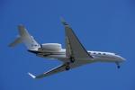 JA8037さんが、羽田空港で撮影したTAG・アヴィエーション・エスパーニャ Gulfstream G650 (G-VI)の航空フォト(写真)
