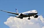Teddyさんが、成田国際空港で撮影した全日空 787-9の航空フォト(写真)