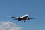 Teddyさんが、成田国際空港で撮影したユナイテッド航空 777-322/ERの航空フォト(写真)