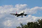 Teddyさんが、成田国際空港で撮影したデルタ航空 A350-941XWBの航空フォト(写真)