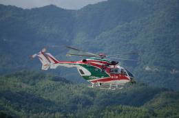 chihara_genkiさんが、高松空港で撮影した香川県防災航空隊 BK117C-2の航空フォト(写真)