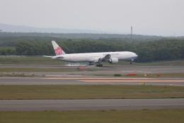senchouさんが、新千歳空港で撮影したチャイナエアライン 777-36N/ERの航空フォト(写真)