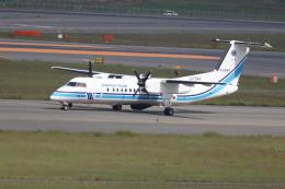 senchouさんが、新千歳空港で撮影した海上保安庁 DHC-8-315 Dash 8の航空フォト(写真)