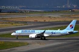 we love kixさんが、関西国際空港で撮影した大韓航空 A220-300 (BD-500-1A11)の航空フォト(写真)