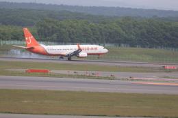 senchouさんが、新千歳空港で撮影したチェジュ航空 737-8Q8の航空フォト(写真)