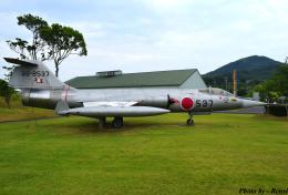 れんしさんが、防府北基地で撮影した航空自衛隊 F-104J Starfighterの航空フォト(飛行機 写真・画像)