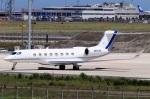 スポット110さんが、羽田空港で撮影したサウジアラムコ Gulfstream G650 (G-VI)の航空フォト(写真)