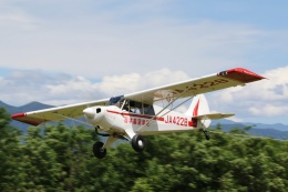 camelliaさんが、韮崎滑空場で撮影した日本航空学園 A-1 Huskyの航空フォト(飛行機 写真・画像)