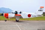 れんしさんが、防府北基地で撮影した海上自衛隊 T-5の航空フォト(写真)