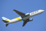 SGR RT 改さんが、羽田空港で撮影したAIR DO 767-33A/ERの航空フォト(写真)