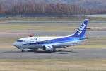 kuro2059さんが、新千歳空港で撮影したANAウイングス 737-54Kの航空フォト(写真)