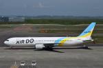 EC5Wさんが、新千歳空港で撮影したAIR DO 767-381/ERの航空フォト(写真)