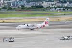 sorajiさんが、伊丹空港で撮影した日本エアコミューター ATR-42-600の航空フォト(写真)