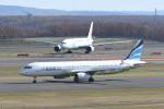 kuro2059さんが、新千歳空港で撮影したエアプサン A321-231の航空フォト(飛行機 写真・画像)