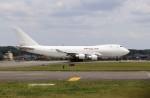 ハム太郎。さんが、横田基地で撮影したカリッタ エア 747-4B5F/SCDの航空フォト(写真)