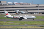 さおまるさんが、羽田空港で撮影した日本航空 767-346の航空フォト(写真)