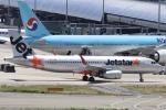 STAR・Bさんが、関西国際空港で撮影したジェットスター・アジア A320-232の航空フォト(写真)
