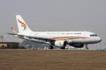xingyeさんが、瀋陽桃仙国際空港で撮影したチベット航空 A319-115の航空フォト(写真)