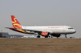 xingyeさんが、瀋陽桃仙国際空港で撮影した桂林航空 A320-214の航空フォト(飛行機 写真・画像)