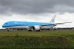 BTYUTAさんが、アムステルダム・スキポール国際空港で撮影したKLMオランダ航空 787-9の航空フォト(写真)