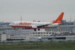 pringlesさんが、福岡空港で撮影したチェジュ航空 737-8FHの航空フォト(写真)