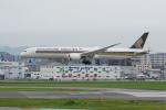 pringlesさんが、福岡空港で撮影したシンガポール航空 787-10の航空フォト(写真)